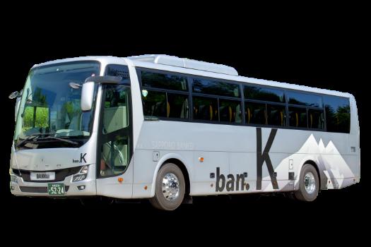 大型バス<ふそうエアロエース>